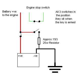 Carbfuel furthermore 1977 440 Starting Circuit 14157 together with Wiring Battery Cut Off Switch in addition Boat Kill Switch Wiring Diagram besides Wiring Diagram 12v Transformer. on battery kill switch diagram